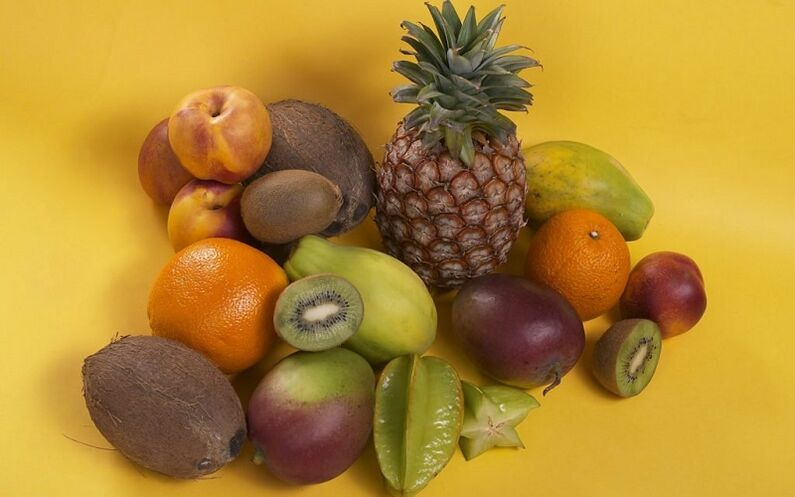 eating fruits for chronic prostatitis