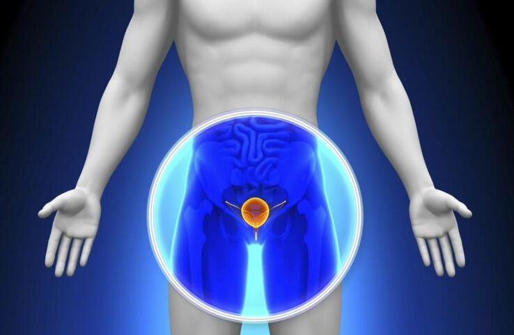 the first signs and symptoms of prostatitis in men